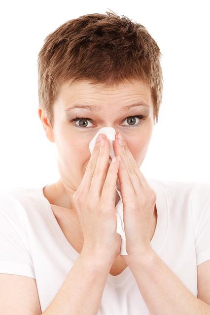 Массаж во время простуды